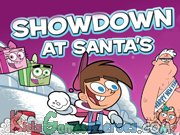 Play Fairly OddParents - Showdown At Santa's