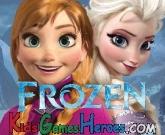 Frozen - Hidden Letters Icon