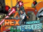 Play Generator Rex - Providence Defender