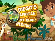 Play Go Diego Go - African off Road Rescue
