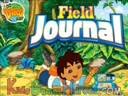 Go Diego Go - Field Journal Icon