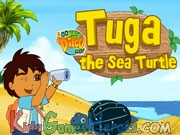 Play Go Diego Go -  Tuga the Sea Turtle