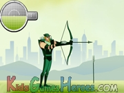 Play Green Arrow - Training Academy
