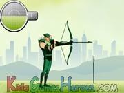 Play Green Arrow - Training Academy