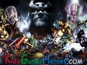 Play Guardians Of The Galaxy - Hidden Alphabet