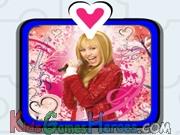 Play Hannah Montana puzzle game
