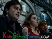 Harry Potter  - The Deathly Hallows - Part 1- Movie Trailer Icon