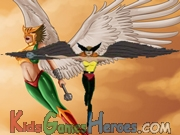 Play HawkGirl - Training Academy