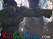 Hulk Punch Thor Icon