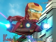 Iron Man - Lego Adventures Icon