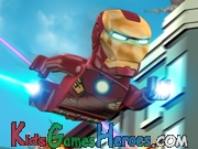 Iron Man - Lego Icon