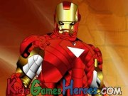 Play Iron Man New Dress Up