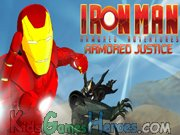 Play Ironman - Armored Justice