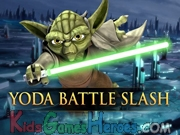 Play Yoda Battle Slash