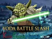 Yoda Battle Slash Icon