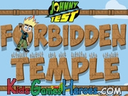 Johnny Test - Forbidden Temple Icon
