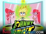 Johnny Test - Street Skate Race Icon