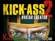 Play Kick-Ass 2 - Avatar Creator
