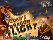 Legend Of Korra - Zukos Dragon Flight Icon