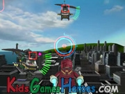 Play Lego - Iron Man 3