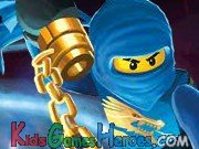 Play Lego - Ninjago Spinjitzu Smash
