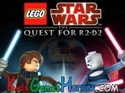 Play Lego - Star Wars: The Quest For R2-D2