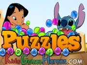 Play Lilo and Stitch - Pod Puzzles