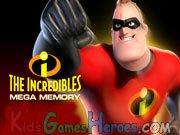 Play The Incredibles - Mega Memory