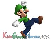 Luigi Adventure Icon
