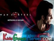 Man Of Steel - Metropolis Mayhem Icon