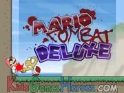 Play Mario Combat Deluxe