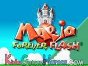 Mario Forever Flash Icon