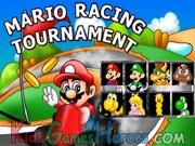 Play Mario Racing Tournament