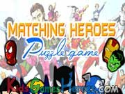 Play Matching Heroes