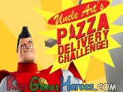 Meet The Robinsons - Pizza Delivery Icon