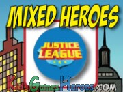 Play Mixed Heroes - Justice League