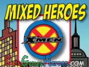 Play Mixed Heroes - X Men