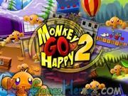 Monkey GO Happy 2 Icon