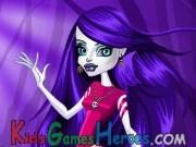 Play Monster High - Spectra Dress Up