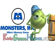 Play Mosnsters - Memory
