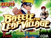 Play Naruto - Battle For Leaf Villlage