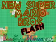 New Super Mario Bros Flash Icon