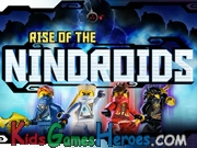 Play Ninjago - Rise Of The Nindroids