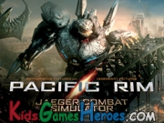 Play Pacific Rim - Jaeger Combat Simulator