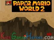 Paper Mario World 2 Icon