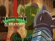 Planet Hulk Gladiator Icon