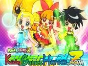 Play PowerPuff Girls Z - Super Mix Z