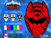 Play Power Rangers - Mask Lab