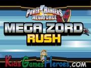Power Rangers Megaforce - Megazord Rush Icon
