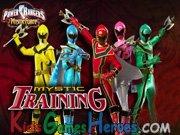 Power Rangers Mystic Force - Mystic Training Icon